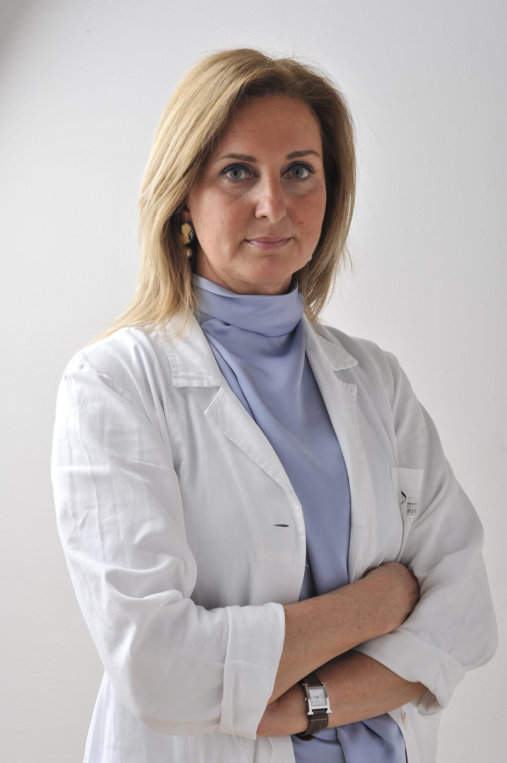 Prof.ssa Elisabetta Miserocchi cura uveiti